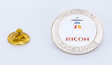 Ricoh Pin's Ricoh Technical Excellence