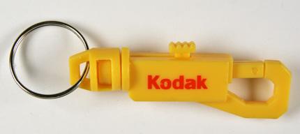 Kodak Porte-clé mousqueton