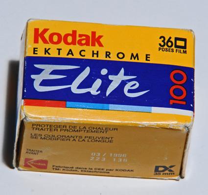 Kodak Ektachrome Elite
