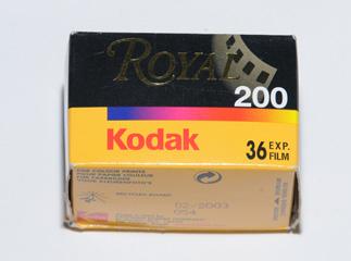 Kodak ROYAL 200