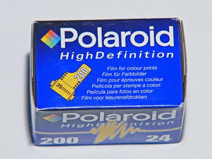 Polaroid High  Définition 200