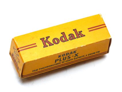 Kodak Plus-X - PX 616