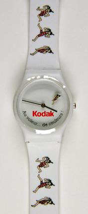 Kodak Montre Kodaquette au voleur de couleurs