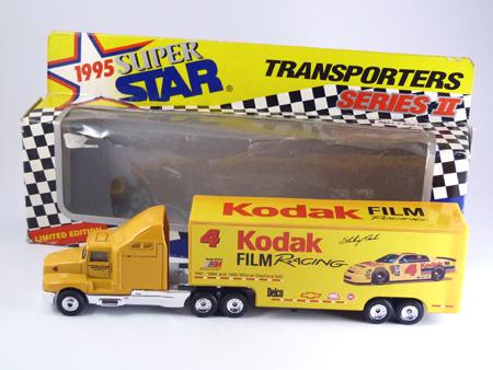 Matchbox 1995 Super Star Transporters