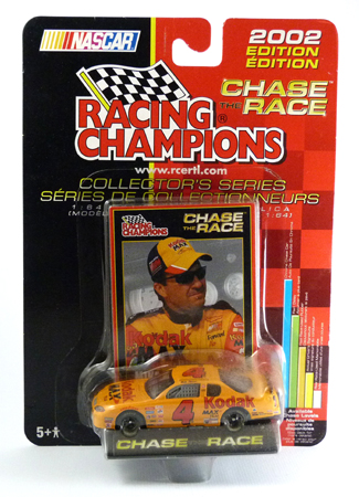 Racing Champion Chase the Race