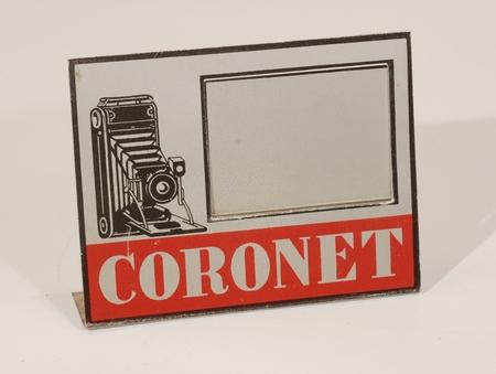 Coronet Porte-étiquette