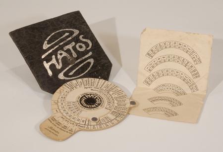 Hatos Photomètre Collection appareils photo anciens par Sylvain Halgand 7c155b337f