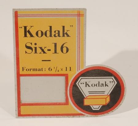 Kodak Porte-étiquette