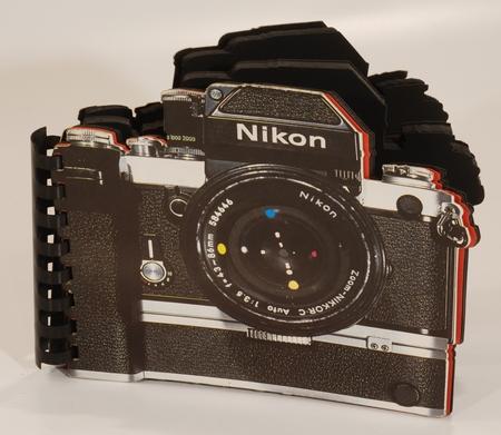 Harlekin Album Nikon F2
