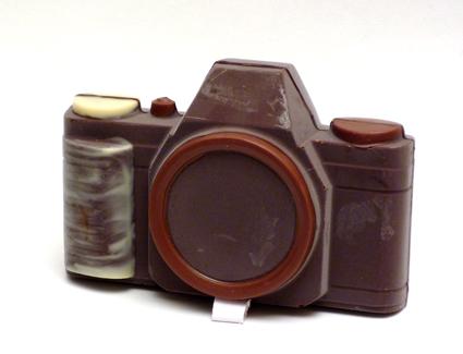 Sasfca Boitier reflex en chocolat