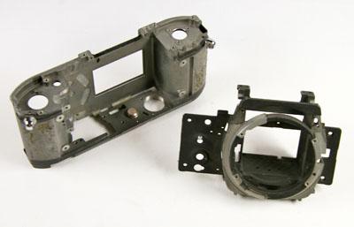 Nikon chassis Nikon EM