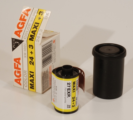 Agfa Color XR 100i