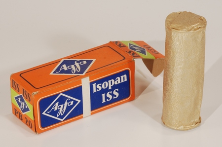 Agfa Isopan ISS