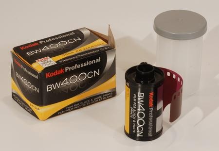 Kodak BW 400 CN