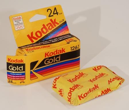 Kodak Gold 126