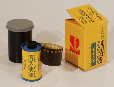 Kodak Ektachrome High Speed