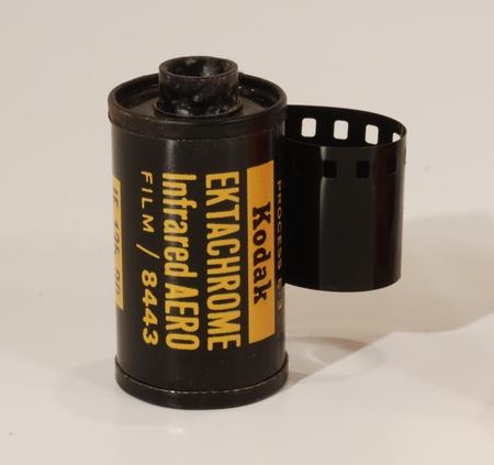 Kodak Ektachrome Infrared Aero
