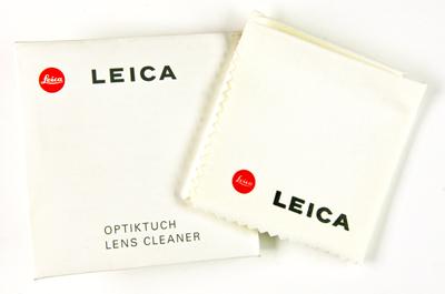 Leica Chifonnette nettoyage optique