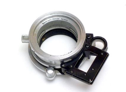 Leica complément prise de vue rapprochée