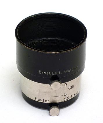 Leica Pare-soleil extensible
