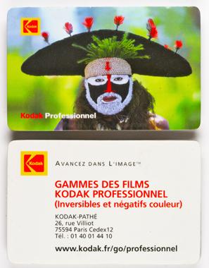 Kodak Mémento Gamme des films Pro