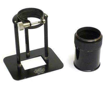 Leica Dispositif pour photo rapprochée