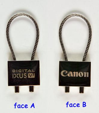 Canon Cable Digital Ixus
