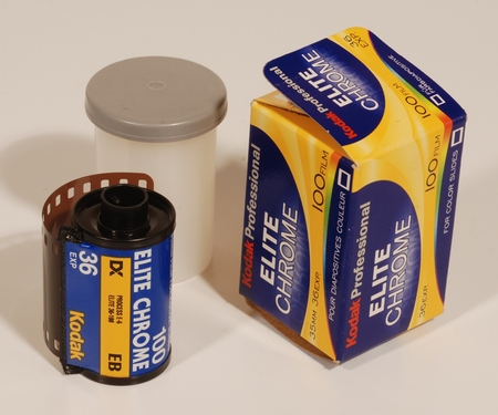 Kodak Elite Chrome 100