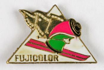 Fuji Pin's Fujicolor ski