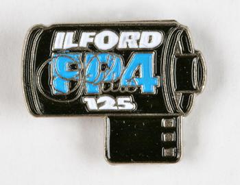 Ilford Pin's FP4