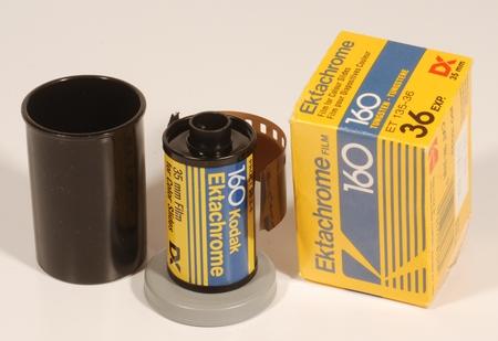 Kodak Ektachrome 160 Tungstene