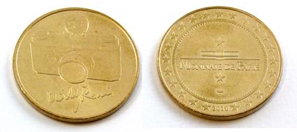 Monnaie de Paris Pièce