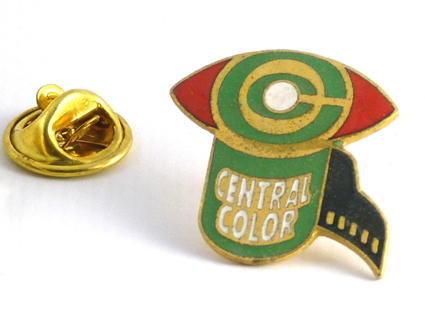 Central Color Pin's