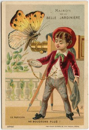 Maison de la Belle Jardinière Image publicitaire
