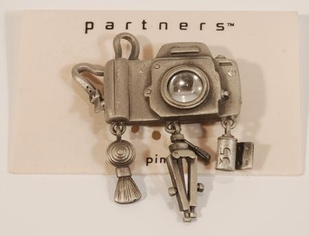 Partners Broche