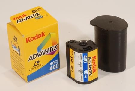Kodak Advantix 400