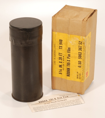 Kodak Tri-X Pan aero