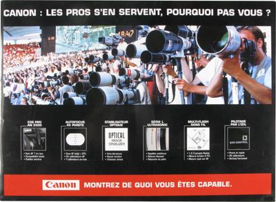 Canon Tapis de comptoir