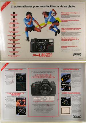 Nikon Tapis de comptoir