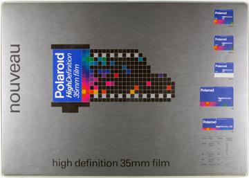 Polaroid Tapis de comptoir