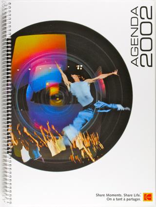 Kodak Agenda 2002