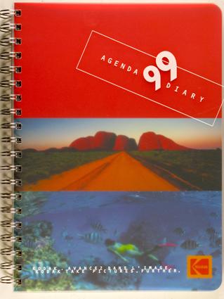 Kodak agenda 1999
