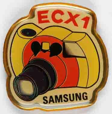 Samsung Pin's appareil ECX1