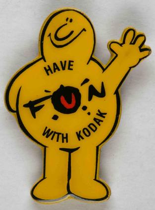 Kodak Pin's Fun