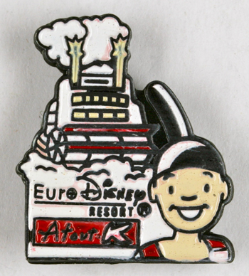 Kodak Pin's Euro Disney Kodaquette
