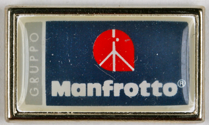 Manfrotto Pin's