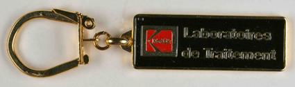 Kodak Porte clés Laboratoire de Traitement Kodak