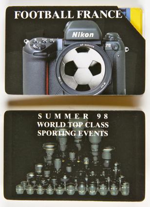 Nikon Aide-mémoire événementiel