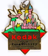 Kodak Porte clés Euro Disney
