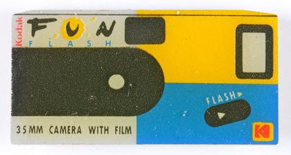 Kodak Pin's Fun Flash